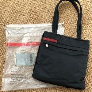Prada Bag (pony feather)